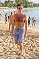 simon cowell flaunts chest hair barbados vacation 03