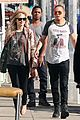 ashlee simpson evan ross sunday shopping sweethearts 14