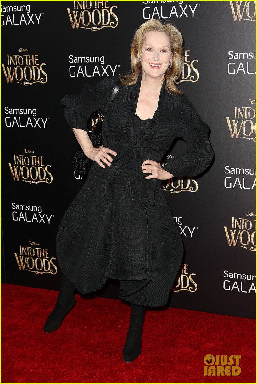 meryl streep into the woods premiere 023257878