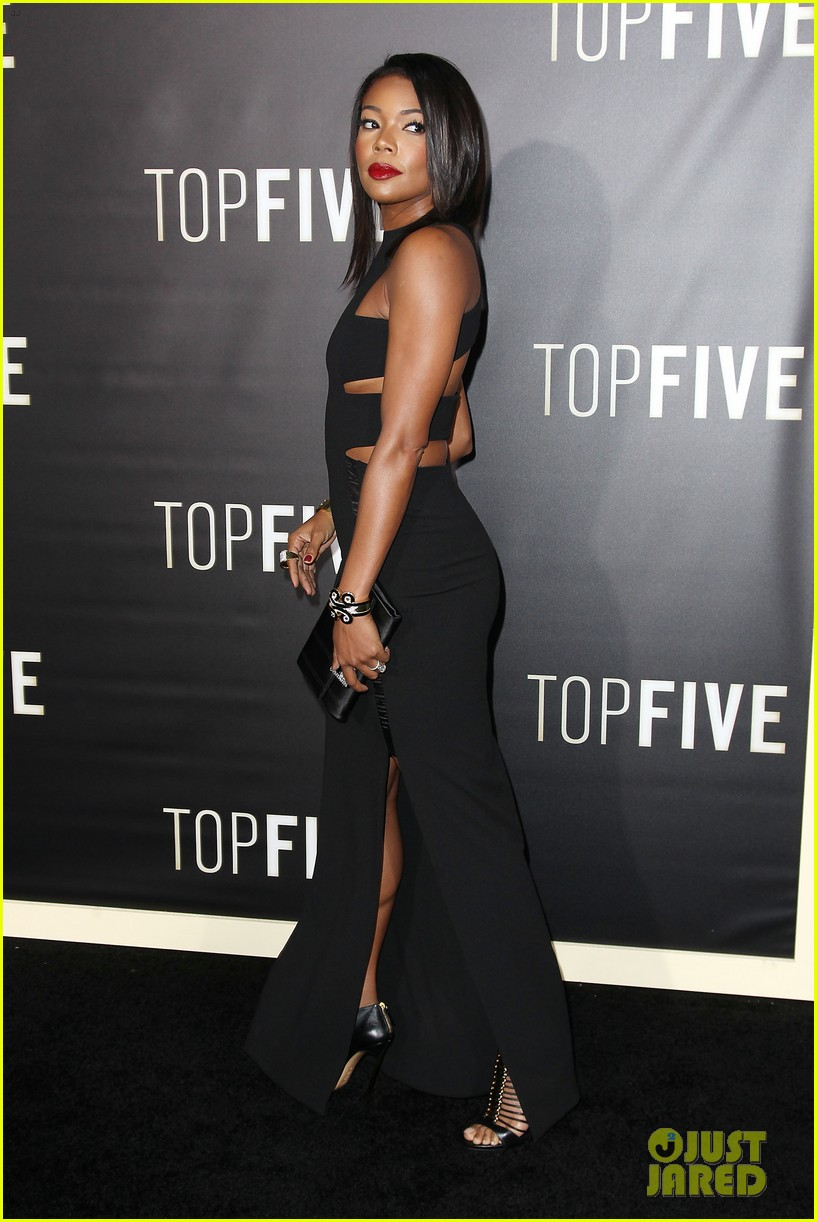 kanye west joins cast of top five at new york premiere 143254607