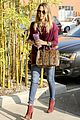 jessica alba back to work after holiday 12