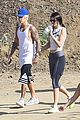 Photo 36 of Justin Bieber Lunches it Up with Hailey Baldwin After Hiking with Kendall Jenner
