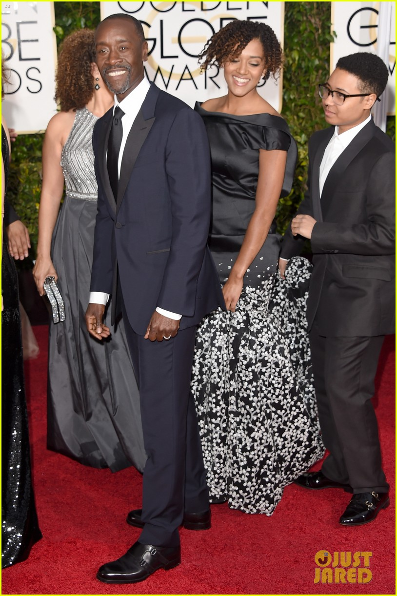 Don Cheadle Daughters
