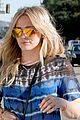 hilary duff out and about sunny day 03