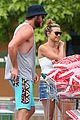 liam hemsworth paints his toenails the colors of the rainbow 12