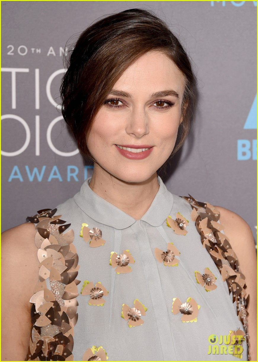 keira knightley critics choice Keira Knightley