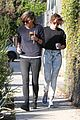 kristen stewart alicia cargile morning coffee 12
