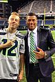 russell wilson macklemore are basically bffs see their fun photos 01
