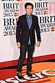 orlando bloom deremy irvine brit awards 2015 red carpet 03