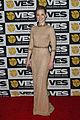 jamie chung karine vanasse get glam to present at the visual effects society 16