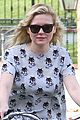 kirsten dunst goes for bike ride amid engagement rumors 04