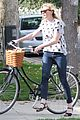 kirsten dunst goes for bike ride amid engagement rumors 10