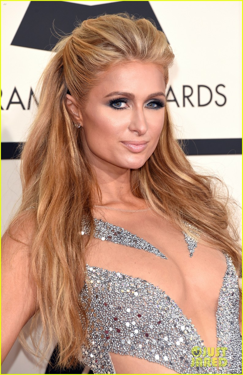 Paris Hilton Channels Paris Hilton