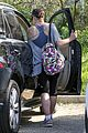 milla jovovich baby bump is getting bigger bigger 11