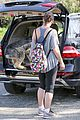 milla jovovich baby bump is getting bigger bigger 15