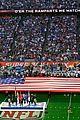 idina menzel national anthem super bowl 2015 15