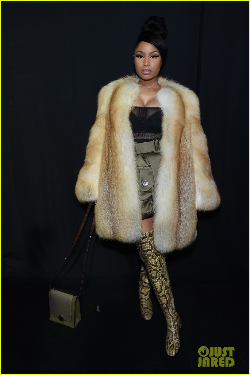 Nicki Minaj Still Manages To Be Fierce Following Team 39 S Stabbing Photo 3308444 2015 New York