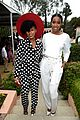nicki minaj janelle monae grammy brunch 02