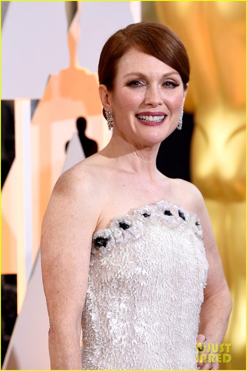 2015 Oscars Julianne Moore