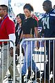 rihanna attends the super bowl in phoenix 06