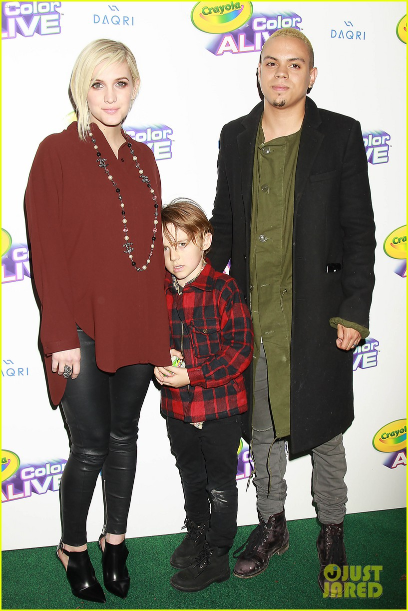 Simpson evan ross expecting baby girl 18 photo 3296679 just jared