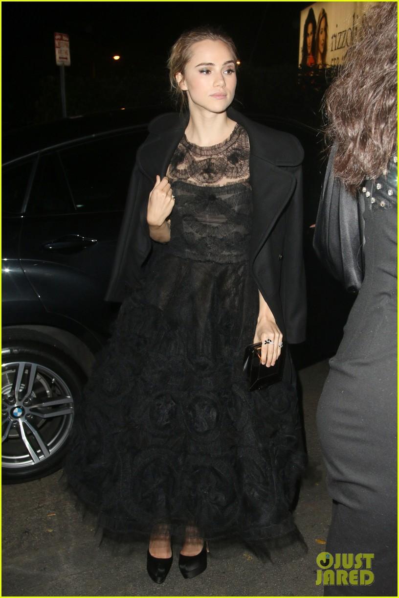 Suki Waterhouse & Robert Pattinson Party Before Oscars ...