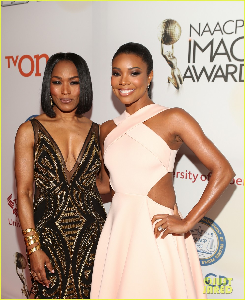 Gabrielle Union & Octavia Spencer Stun At NAACP Image