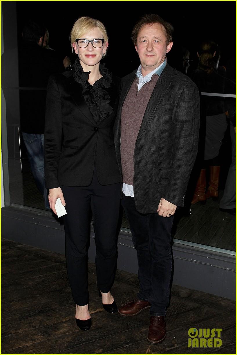 Cate Blanchett Adopts Baby Girl with Husband Andrew Upton ... Cate Blanchett Husband