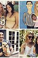 hilary duff throws sister haylie baby shower 17