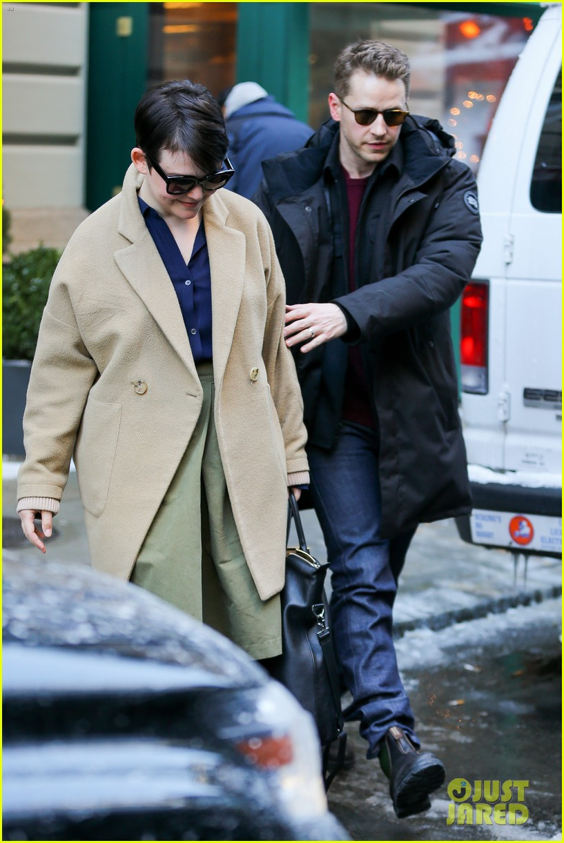 Ginnifer Goodwin Josh Dallas Wedding Was All Last Minute Photo 3321008 Pictures Just Jared
