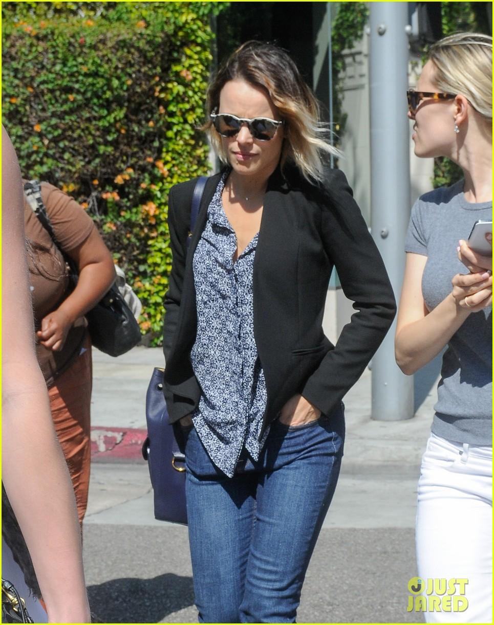 Rachel McAdams' 'True Detective' Casts Porn Stars: Photo ... Rachel Mcadams Split
