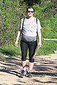 milla jovovich pregnant daily hikes 11