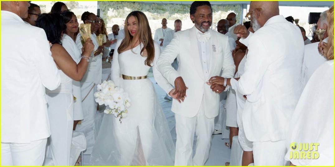 Beyonce knowles wedding