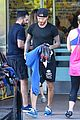 david beckham soulcycle after easter 03