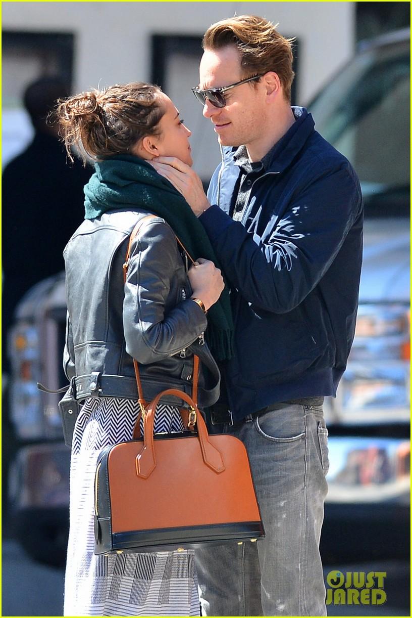 Michael Fassbender &am... Michael Fassbender Girlfriend