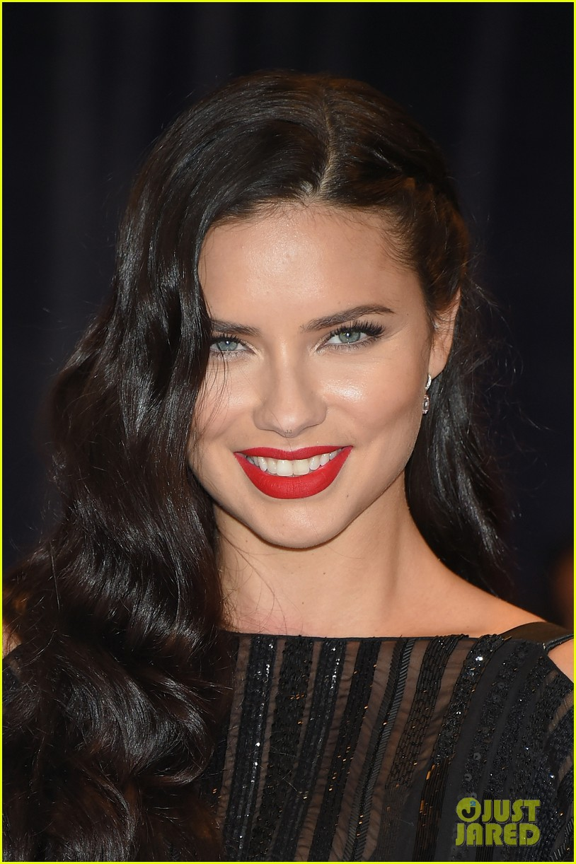 Adriana Lima & Anne V Are Stunners at White House Correspondents ...