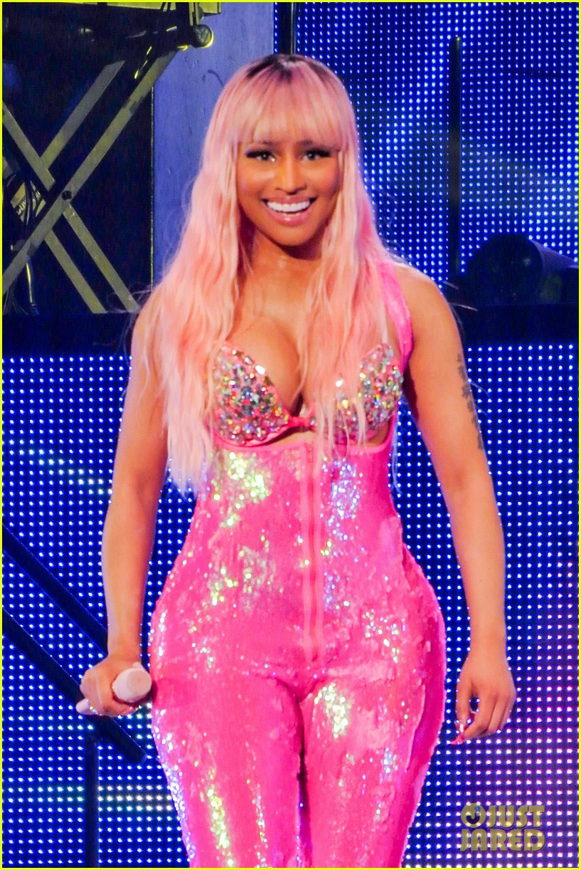 Nicki minaj concert dates