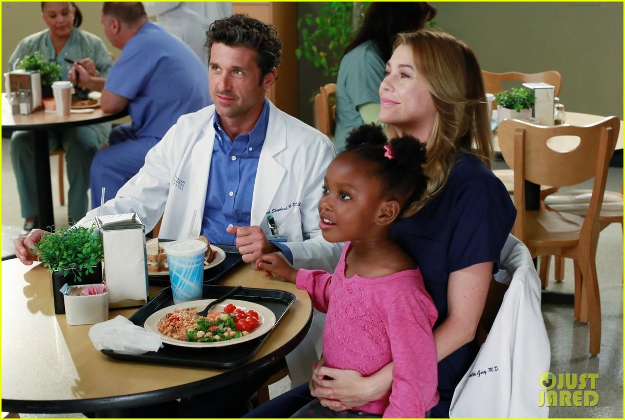 Ellen Pompeo Breaks Silence On Patrick Dempseys Greys Anatomy
