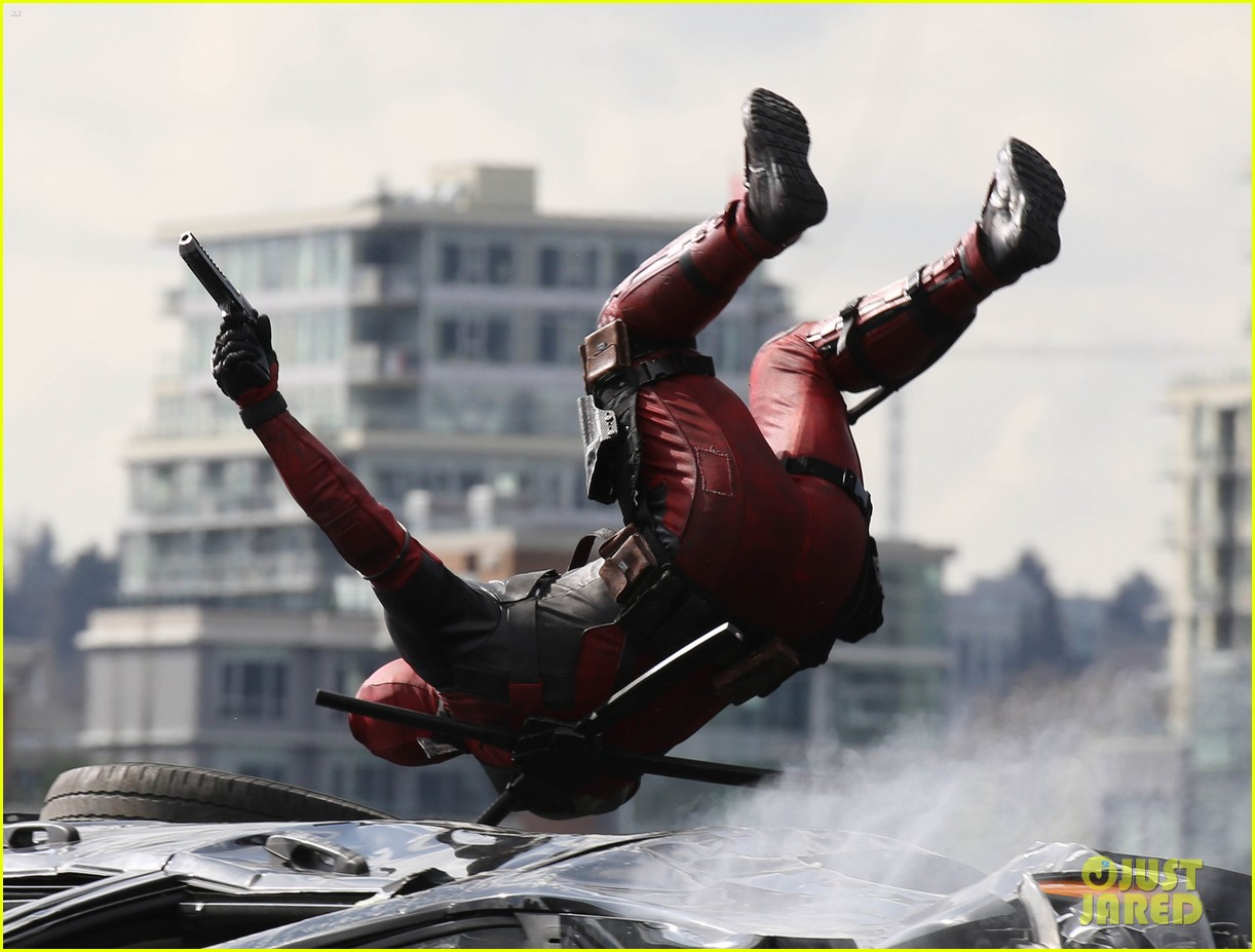 Deadpool 2016 La Pelicula