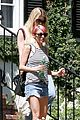 nicole richie pink hair shopping trip 11