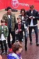 beckham family romeo london marathon 32