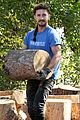 shia labeouf channels inner lumberjack 15