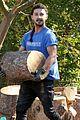 shia labeouf channels inner lumberjack 16