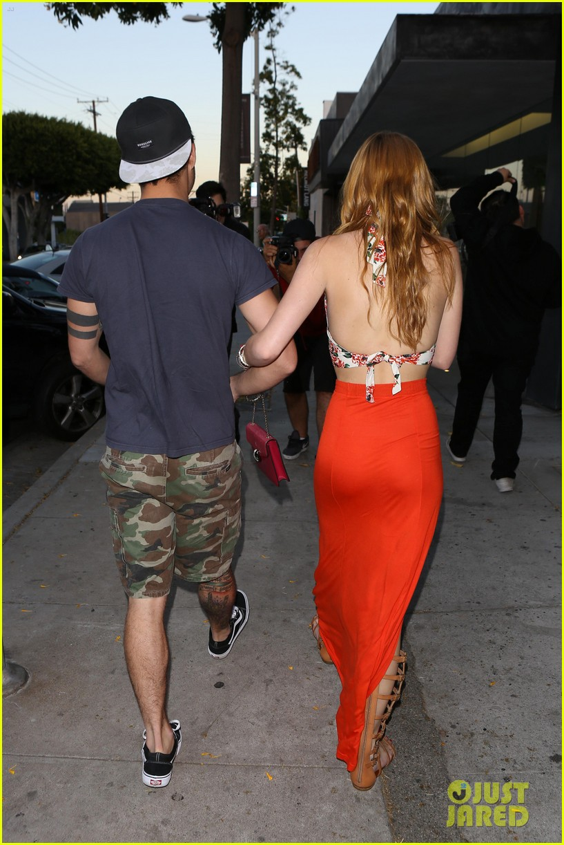 Are Bella Thorne & Gregg Sulkin Dating?!   Hollywire