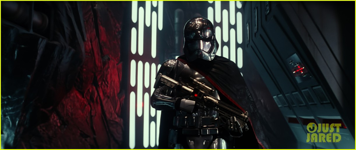 The star wars episode vii – the force awakens trailer right here
