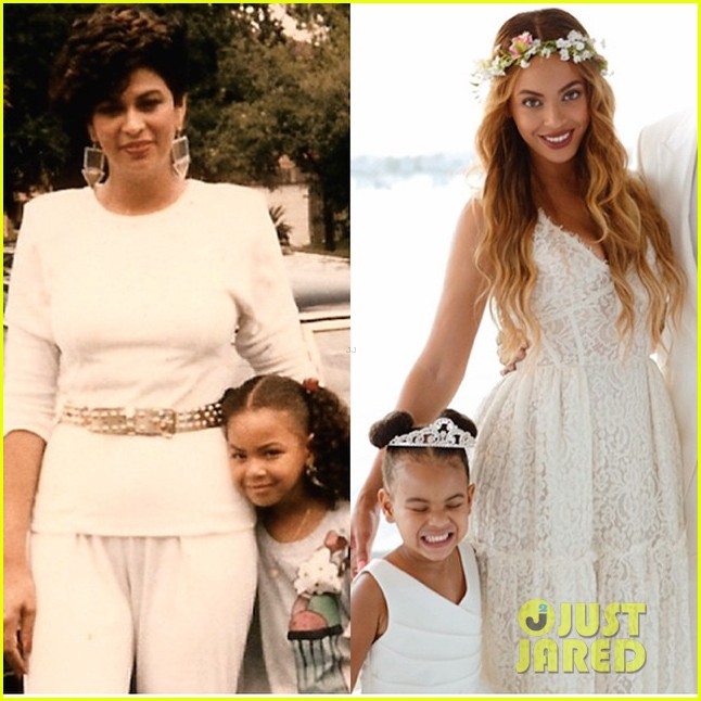 beyonce mothers day instagram so cute 013366837