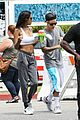 justin bieber hangs with model jayde pierce 16