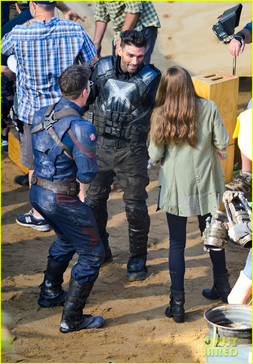 Franchise Marvel/Disney #3 Captain-america-civil-war-cast-had-great-time-on-set-17