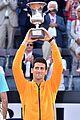 novak djokovic maria sharapova win italian open titles 11