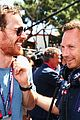 michael fassbender alicia vikander couple up at f1 grand prix 06
